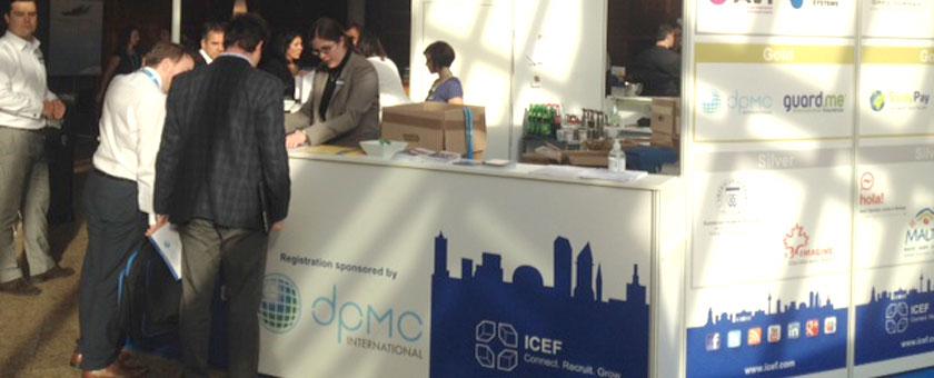 На конференции icef в Берлине